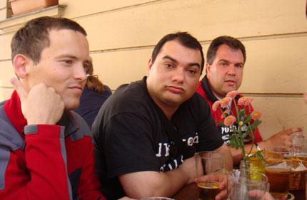Roku, Baynado und Seonaut