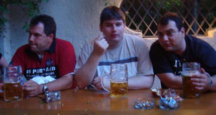 Seonaut, Jojo und Baynado