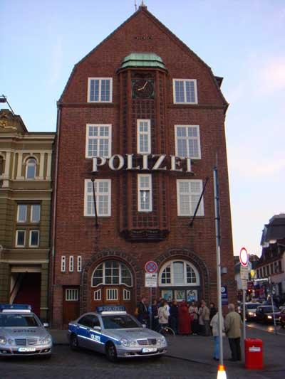 Davidswache in Hamburg