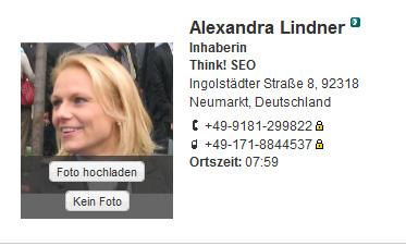 xing alexandra lindner