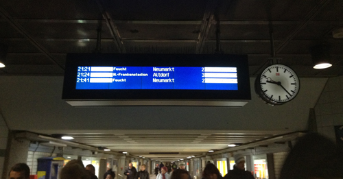 Hauptbahnhof Nürnberg