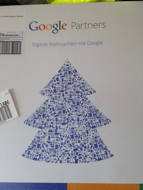 Digitale Weihnachten mit Google