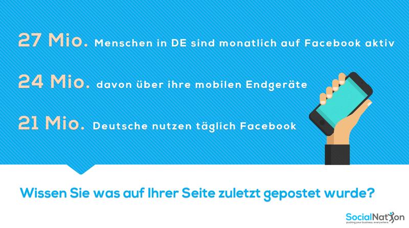 Facebook Deutschland Statistik