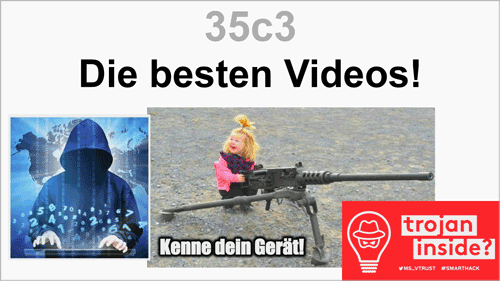 ▷ 35c3 → Die besten Videos ?
