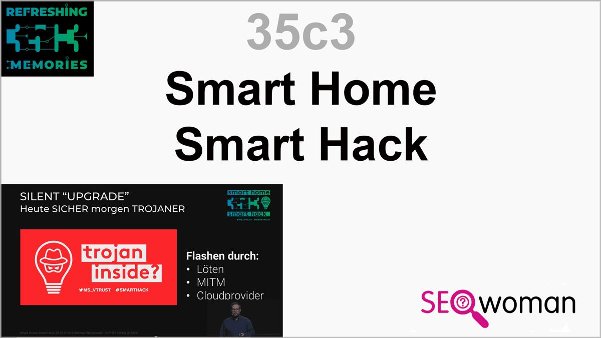 Smart Home - Smart Hack