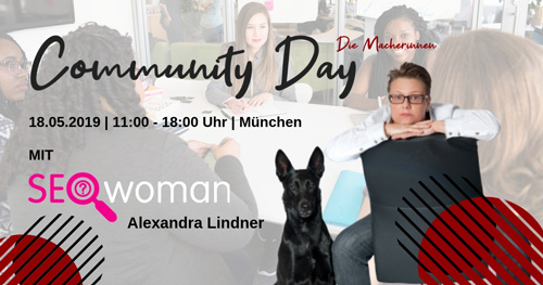 Die Macherinnen Community Day