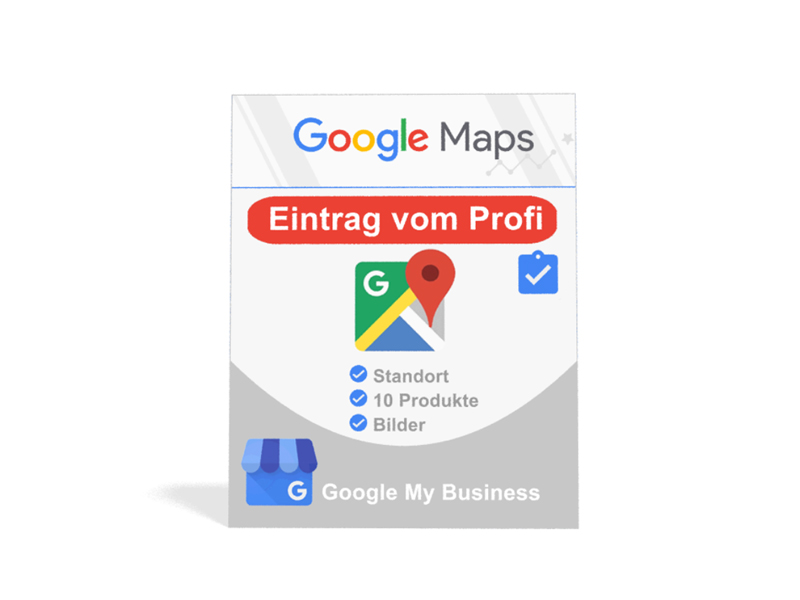 Google Maps optimieren