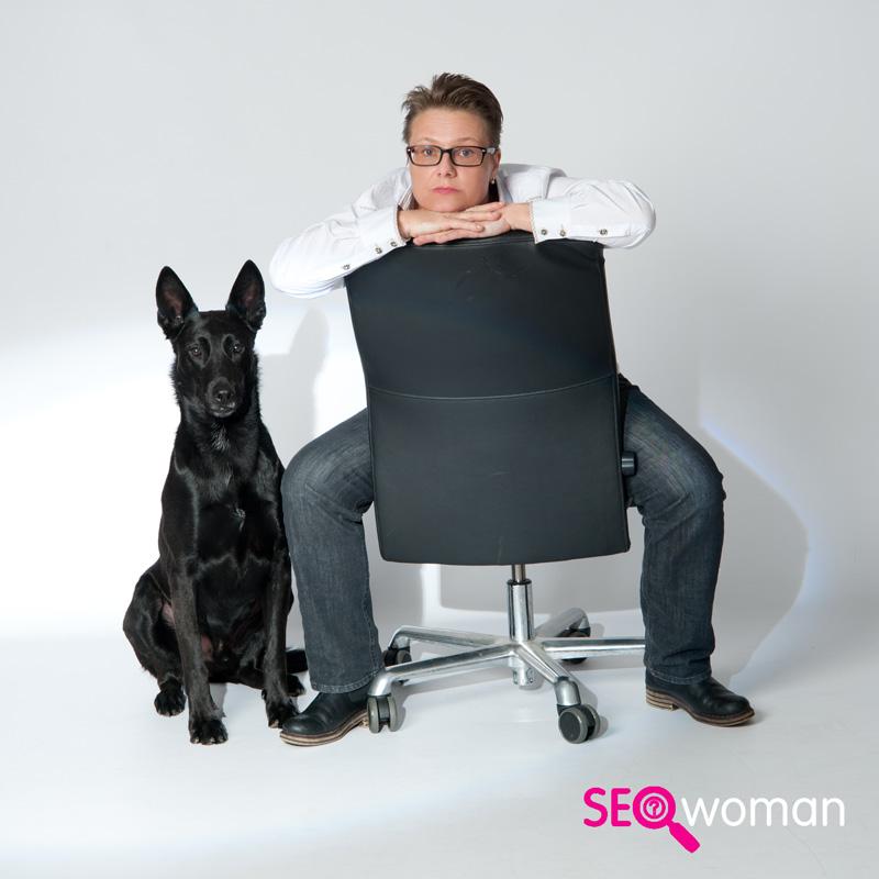 Alexandra Lindner - die Google-Spezialistin aus Bayern