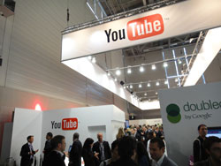youtube dmexco 2010