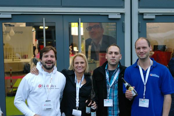 Florian von KissMyAds, wieder Mark und Domain Boosting