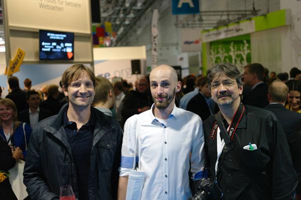 Skuub, Felix und Gerald