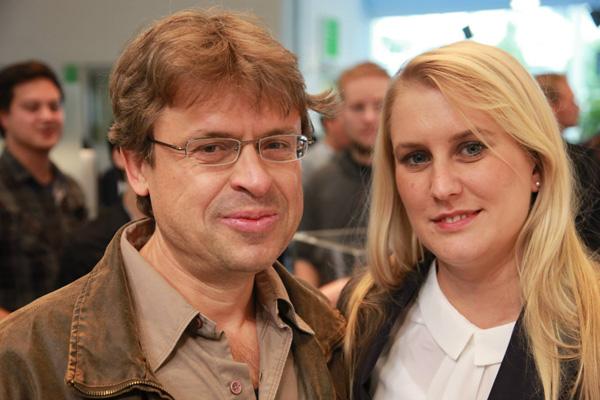 Irina aka Irinerl mit Frank Doerr aka Löwenherz
