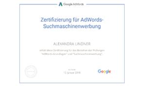 Google Prüfung Suchmaschinenwerbung