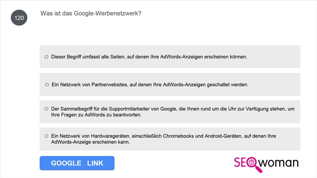 Was ist das Google-Werbenetzwerk?
