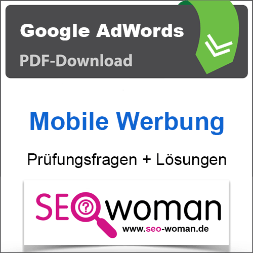 PDF Google AdWords Mobile Werbung