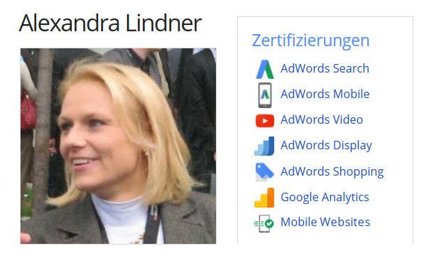 google partner prüfungen