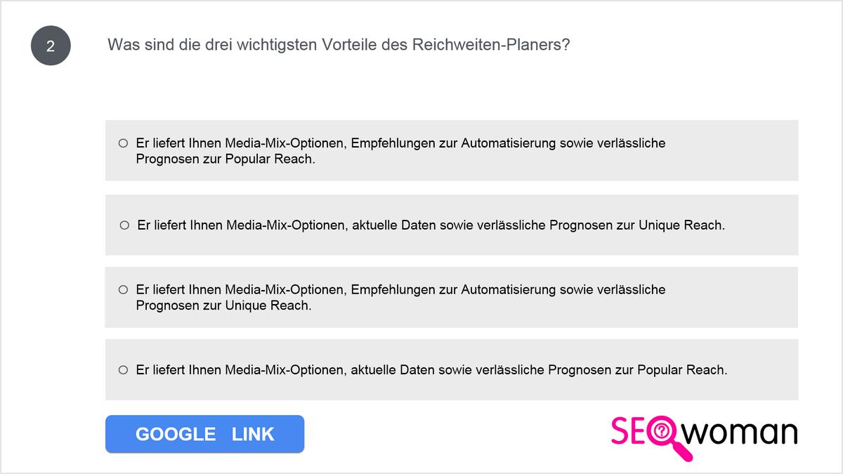 Was ist ein wichtiger Vorteil von TrueView Discovery?