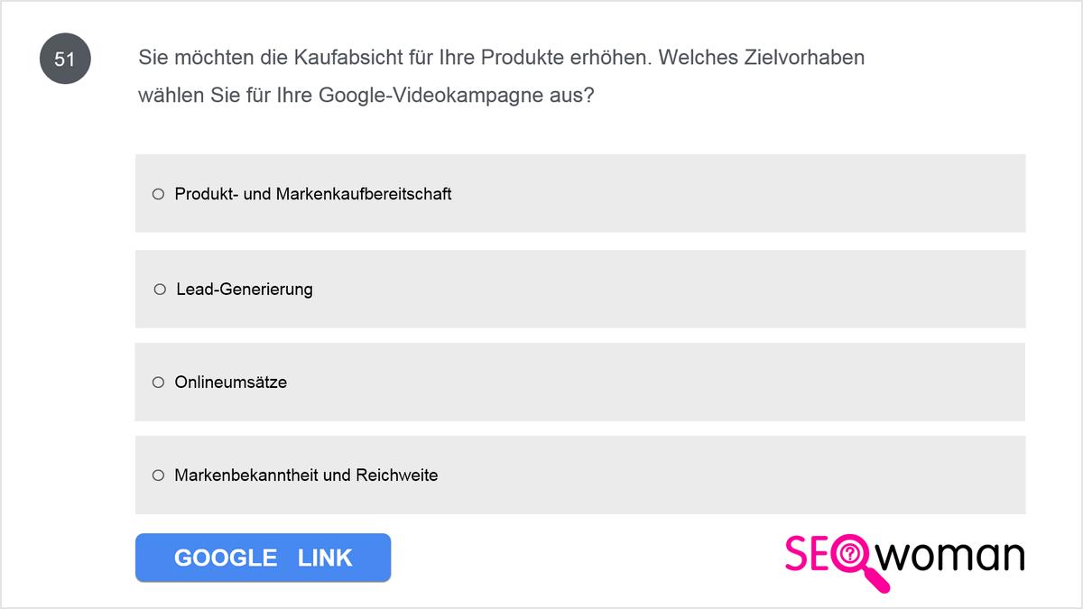 Was ist ein Grund, warum sich Werbetreibende für YouTube for Action entscheiden?