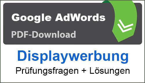 PDF Google AdWords Displaywerbung