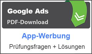 PDF Google Ads App-Werbung