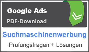 PDF Google Ads Suchmaschinenwerbung