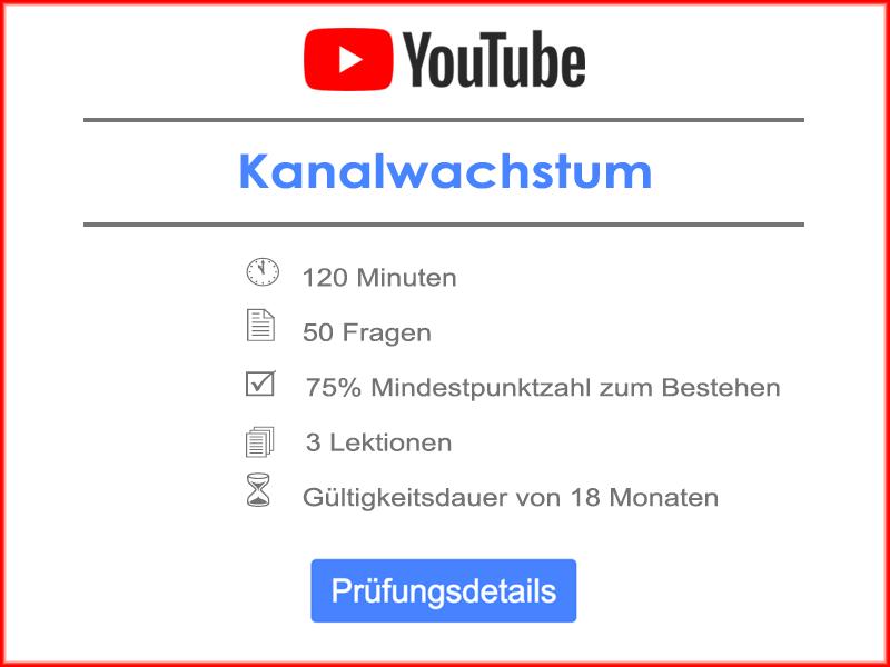 YouTube Kanalwachstum
