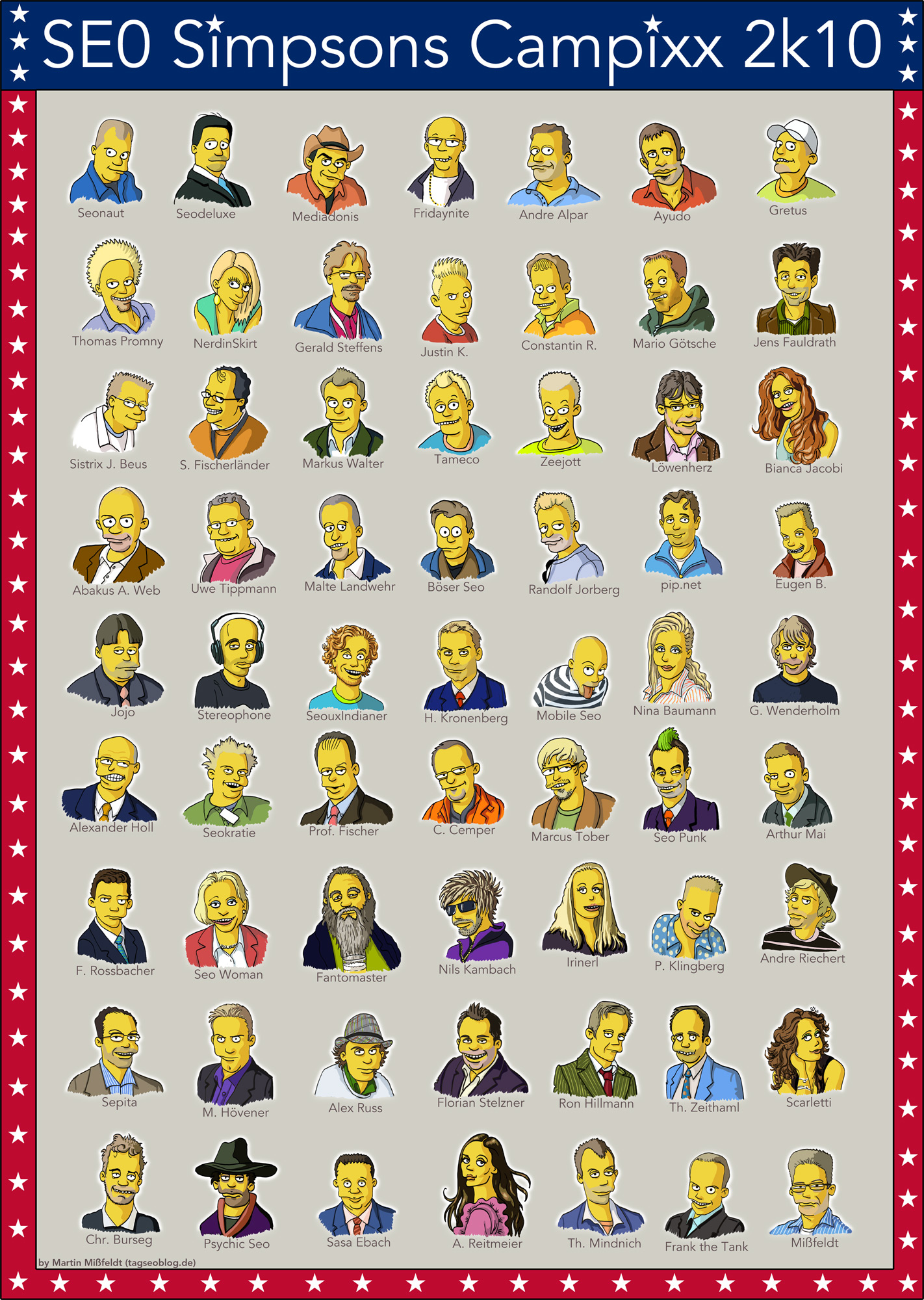 SEO-Simpsons Poster