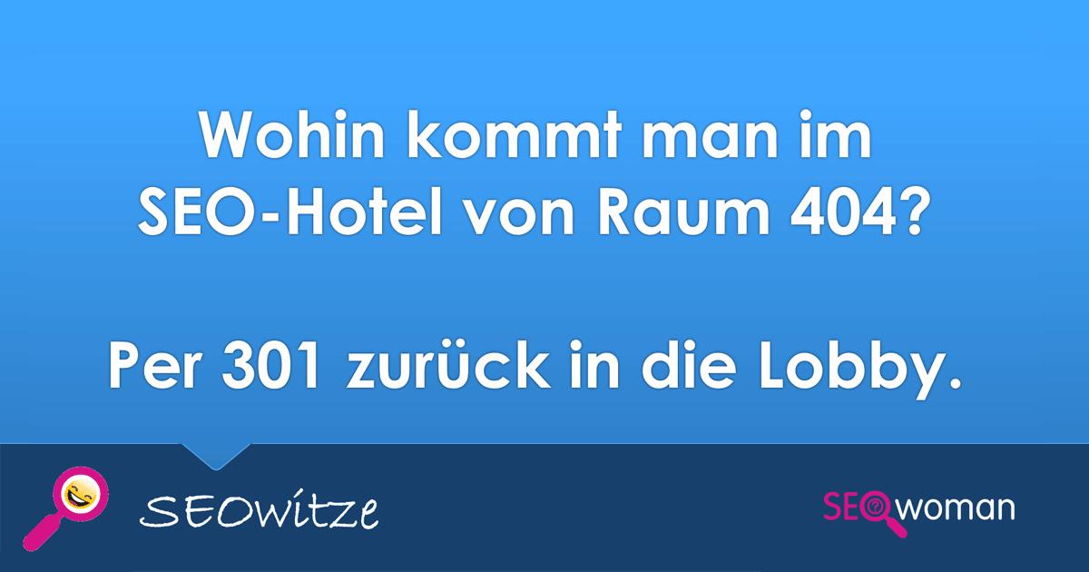 SEO-Hotel