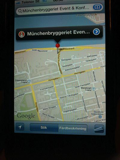 Stockholm Münchner Brauerei