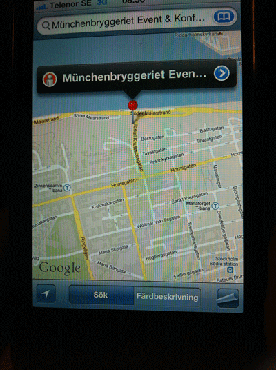Stockholm Munich Brewery