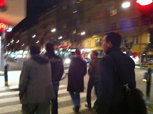 SEOs at Stockholm