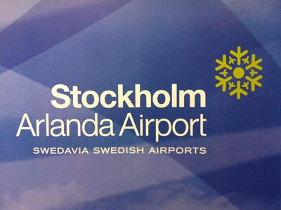 Stockholm Airport Arlanda
