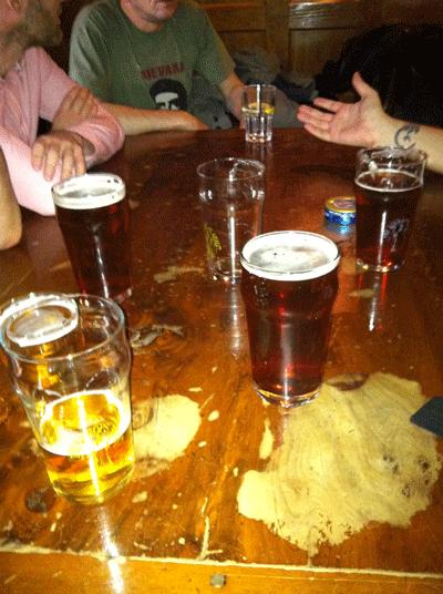Schwedisches Bier